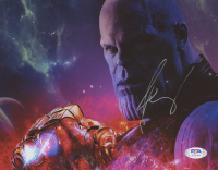 "Josh Brolin Signed ""Avengers: Infinity War"" 8x10 Photo (PSA Hologram) at PristineAuction.com"