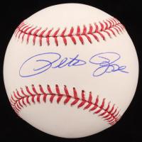 Pete Rose Signed OML Baseball (JSA COA) at PristineAuction.com