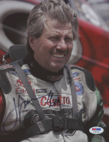 "John Force Signed 8x10 Photo Inscribed ""16x"" (PSA COA) at PristineAuction.com"