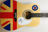 """Pete Townshend Signed """"The Who"""" Acoustic Guitar (JSA COA) at PristineAuction.com"""