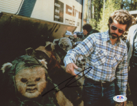 "George Lucas Signed ""Star Wars"" 8x10 Photo (PSA COA) at PristineAuction.com"