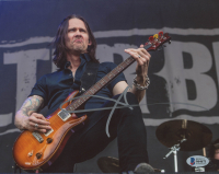 Myles Kennedy Signed 8x10 Photo (Beckett COA) at PristineAuction.com