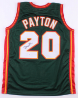 Gary Payton Signed Jersey (JSA COA) at PristineAuction.com