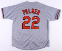 "Jim Palmer Signed Jersey Inscribed ""HOF 90"" (Beckett COA) at PristineAuction.com"