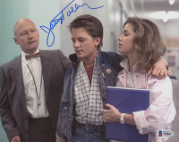 """James Tolkan Signed """"Back to the Future Part II"""" 8x10 Photo (Beckett COA) at PristineAuction.com"""