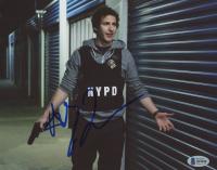 "Andy Samberg Signed ""Brooklyn Nine-Nine"" 8x10 Photo (Beckett COA) at PristineAuction.com"
