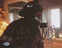 "Joe Minoso Signed ""Chicago Fire"" 8x10 Photo (Beckett COA) at PristineAuction.com"