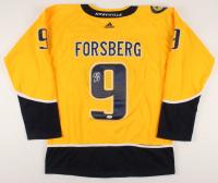Filip Forsberg Signed Predators Jersey (JSA COA) at PristineAuction.com