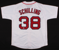 Curt Schilling Signed Jersey (PSA COA) at PristineAuction.com