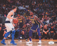 Luka Doncic Signed Mavericks 8x10 Photo (JSA COA) at PristineAuction.com