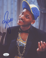 "Will Smith Signed ""The Fresh Prince of Bel-Air"" 8x10 Photo (JSA COA) at PristineAuction.com"