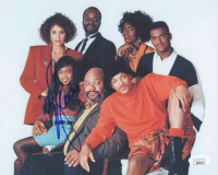 """Will Smith Signed """"The Fresh Prince of Bel-Air"""" 8x10 Photo (JSA COA) at PristineAuction.com"""