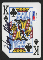Henry Hill Signed Playing Card (PSA COA) at PristineAuction.com