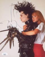 "Johnny Depp Signed ""Edward Scissorhands"" 8x10 Photo (JSA COA) at PristineAuction.com"