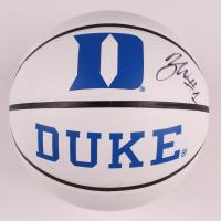Zion Williamson Signed Duke Blue Devils Basketball (PSA Hologram) at PristineAuction.com