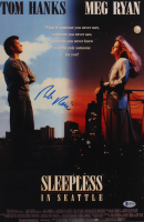 """Rob Reiner Signed """"Sleepless In Seattle"""" 12x18 Photo (Beckett COA) at PristineAuction.com"""
