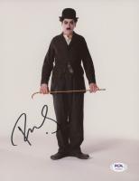 "Robert Downey Jr. Signed ""Chaplin"" 8x10 Photo (PSA COA) at PristineAuction.com"