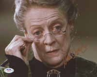 """Maggie Smith Signed """"Harry Potter"""" 8x10 Photo (PSA COA) at PristineAuction.com"""