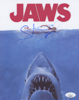 "Steven Spielberg Signed ""Jaws"" 8x10 Photo (JSA) at PristineAuction.com"