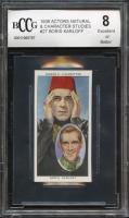 Boris Karloff 1938 Ogden's Actors Natural & Character Studies #27 (BCCG 8) at PristineAuction.com