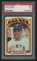 Willie Mays 1972 Topps #49 (PSA 5) at PristineAuction.com