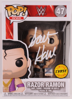Scott Hall Signed WWE #47 Razor Ramon Funko Pop! Vinyl Figure (Pro Player Hologram) at PristineAuction.com