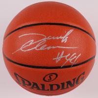 Derrick Coleman Signed NBA Game Ball Series Basketball (JSA COA) at PristineAuction.com