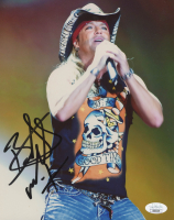 Bret Michaels Signed 8x10 Photo (JSA COA) at PristineAuction.com