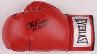 """Chuck Wepner Signed Everlast Boxing Glove Inscribed """"The Real Rocky"""" (JSA COA) at PristineAuction.com"""