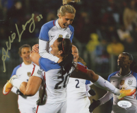 Allie Long Signed Team USA 8x10 Photo (JSA COA) at PristineAuction.com