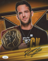 Roderick Strong Signed 8x10 WWE Photo (JSA COA) at PristineAuction.com