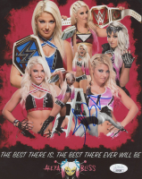Alexa Bliss Signed WWE 8x10 Photo (JSA COA) at PristineAuction.com