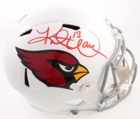 Kurt Warner Signed Cardinals Full-Size Speed Helmet (JSA COA) at PristineAuction.com