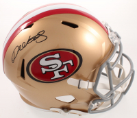 Deebo Samuel Signed Chiefs Full-Size Speed Helmet (Beckett COA) at PristineAuction.com