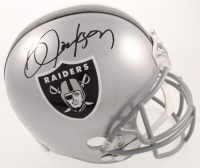 Bo Jackson Signed Radiers Full-Size Helmet (Beckett COA) at PristineAuction.com