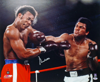 Muhammad Ali Signed 20x24 Photo (PSA LOA) at PristineAuction.com