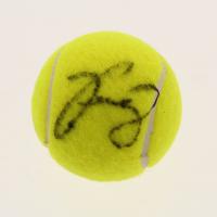 Venus Williams Signed Slazenger Wimbledon Tennis Ball (Sports Memorabilia COA) at PristineAuction.com