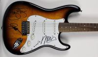 Neil Young, Stephen Stills & Jim Messina Signed Fender Full-Size Electric Guitar (Beckett LOA) at PristineAuction.com