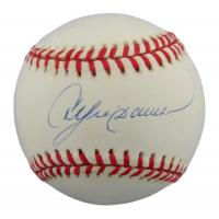 Andre Dawson Signed ONL Baseball (JSA COA) at PristineAuction.com