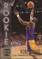Kobe Bryant 1996-97 Stadium Club Rookies 2 #R9 at PristineAuction.com