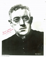 "Alec Guinness Signed ""Father Brown"" 8x10 Photo Inscribed ""Good Wishes"" (Beckett LOA) at PristineAuction.com"