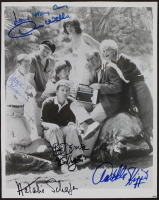 """""""Gilligan's Island"""" 8x10 Photo Cast-Signed by (5) with Bob Denver, Dawn Wells, Natalie Schafer, Alan Hale Jr. & Russell Johnson (Beckett LOA) at PristineAuction.com"""