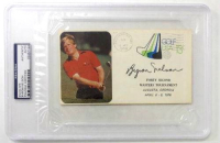 Byron Nelson Signed 1978 42nd Masters Envelope (PSA Encapsulated) at PristineAuction.com
