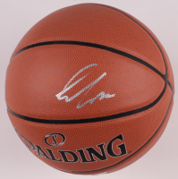 Luka Doncic Signed NBA Basketball (Beckett COA) at PristineAuction.com