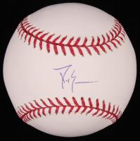 Daniel Schlereth Signed OML Baseball (Sids Graphs COA) at PristineAuction.com