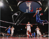 Dennis Smith Jr. Signed Mavericks 16x20 Photo (PSA Hologram) at PristineAuction.com