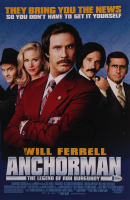 """Adam McKay Signed """"Anchorman: The Legend of Ron Burgundy"""" 11x17 Photo (Beckett COA) at PristineAuction.com"""