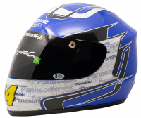 Jeff Gordon Signed NASCAR Panasonic Racing Full-Size Helmet (Gordon Hologram & Beckett COA) at PristineAuction.com