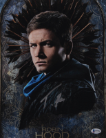 "Taron Egerton Signed ""Robin Hood"" 11x14 Photo (Beckett COA) at PristineAuction.com"