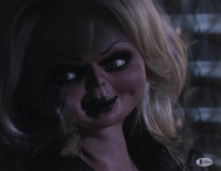 """Jennifer Tilly Signed """"Bride of Chucky"""" 11x14 Photo (Beckett COA) at PristineAuction.com"""